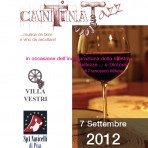 Video: our last CantinaJazz show for 2012 season @ Navicelli, Pisa (Italy)